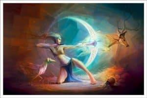 A New Vision-Sagittarius New Moon